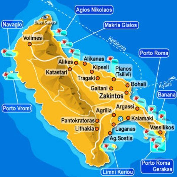 Afla De Ce Iubesc Grecia Si De Ce Recomand Insula Zakynthos Pentru