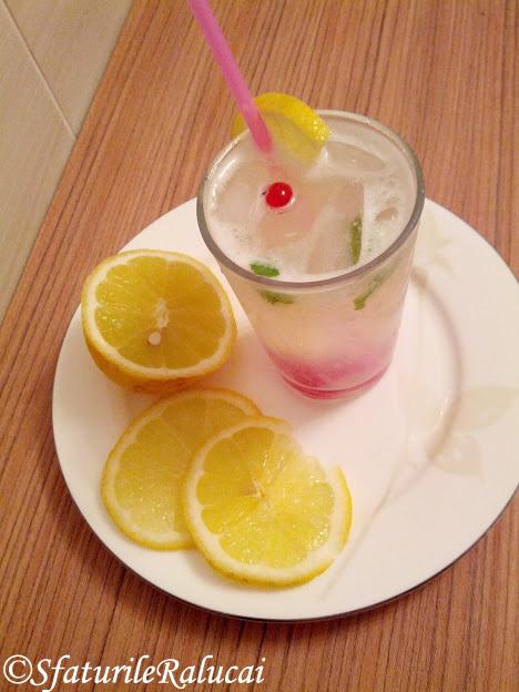 limonada-cu-menta